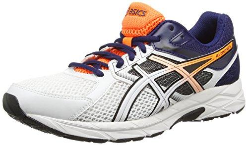 asics-gel-contend-3-herren-laufschuhe-weiss-white-hot-orange-indigo-blue-0130-46-eu