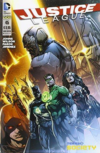 Justice League: 45