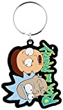 GB eye Ltd Rick and Morty, Key Ring, Various