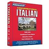 Simon & Schuster Pimsleur Conversational italiano 2nd, rivista by Pimsleur (2005) audio CD