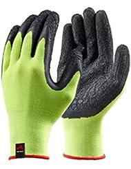 Musto Dipped Grip Glove (Pack of 3) 2017 - Sulphur Spring/Black