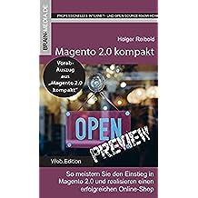 Magento 2.0 kompakt - Preview (German Edition)