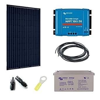 Kit solaire 280w autonome 24v - mono