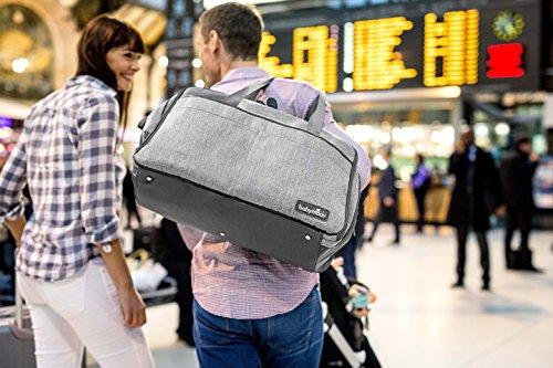 Babymoov Wickeltasche Traveller Bag, smokey - 5