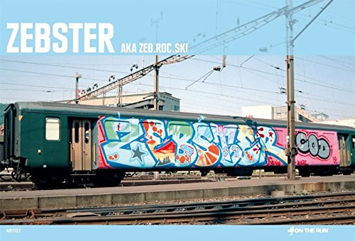 Zebster (On the Run (from Here to Fame Paperback)) por From Here to Fame Publishing