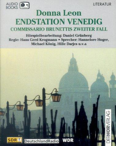 Endstation Venedig, 2 Cassetten