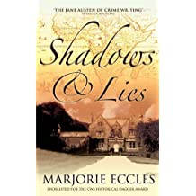 Shadows and Lies by Marjorie Eccles (2006-07-24)