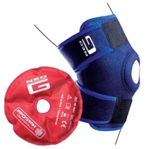 Neo-G Open Knee 3D Intergrated Cold & Hot Therapy Compression Support