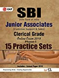 #10: SBI Junior Associates Clerical Grade Phase-I 15 Practice Sets 2018