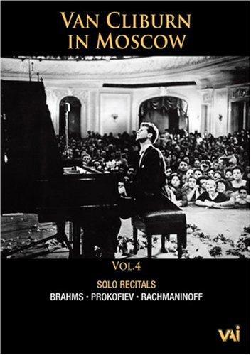 Van Cliburn in Moscow Vol 3  Rachmaninoff Concertos 2,3