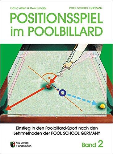 Positionsspiel im Poolbillard
