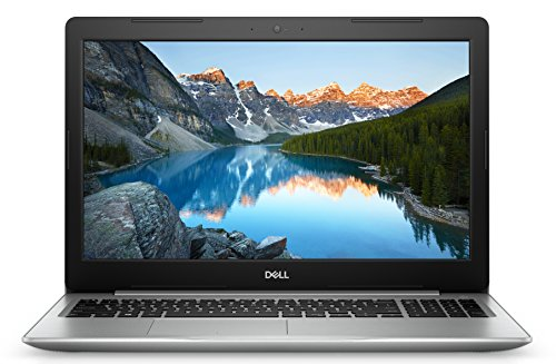 Dell Inspiron 15 5570 39,6 cm (15,6 Zoll FHD) Laptop (Intel Core i7-8550U, 8GB RAM, 256GB SSD, AMD Radeon 530 4G, DVD RW, Windows 10 Home) platin silber - Dell Laptop-core I7