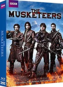 The Musketeers  - Stagione 01 (3 Blu-Ray)