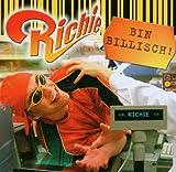 Songtexte von Richie - Bin billisch