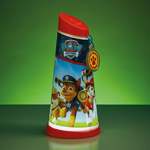 GoGlow Paw Patrol Tilt Torch and Night Light