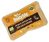 BodyMe Organic Vegan Protein Bar | Raw Cacao Orange | 60g | With 3 Plant Proteins by BodyMe