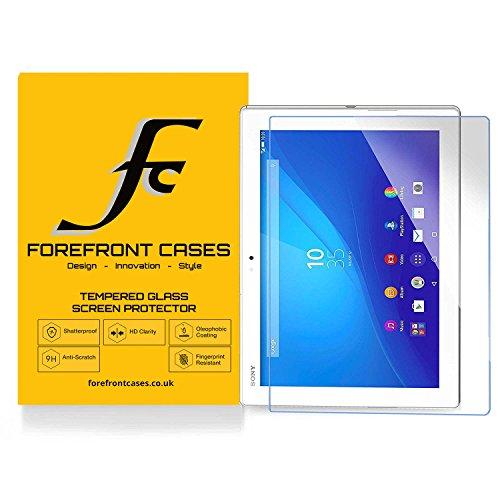 Forefront Cases® [HD KLARHEIT] Gehärtetes Glas Display Schutz Protektor Folie für Sony Xperia Z4 10.1 SGP771 [Ultra DÜNN nur 0.3mm]