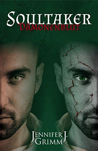 Buchseite und Rezensionen zu 'Soultaker - Dämonenblut' von Jennifer J. Grimm