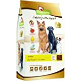 GranataPet Lieblings Mahlzeit Trockenfutter Junior Geflügel 10 kg, Trockenfutter, Hundefutter