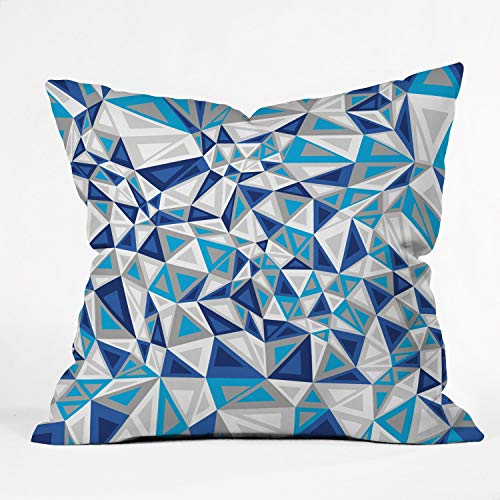 Triad Illusion Iced Throw Kissenbezug Home Decor Unique Art Throw Pillow Covers Couch Covers 18