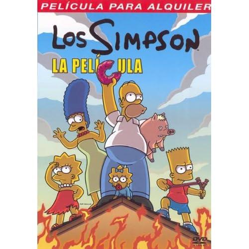 Los Simpson. La Pelicula [DVD] 11