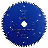 Bosch 2608642135 Kreissägeblatt Best for Laminate 254 x 30 x 2.5/1.8 mm Z84TR-F