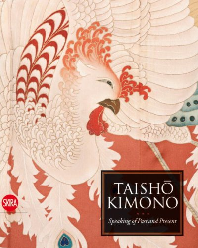 Asian Kostüm Cultural - Taisho Kimono: Speaking of Past and Present