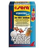 Sera Professional siporax Mini mehr Filter Biostart 50ml–Filterröhrchen für kristallklares Wasser in Aquarium Süßwasser und im Meerwasseraquarium