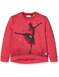 Sanetta 124309, Sweat-Shirt Fille