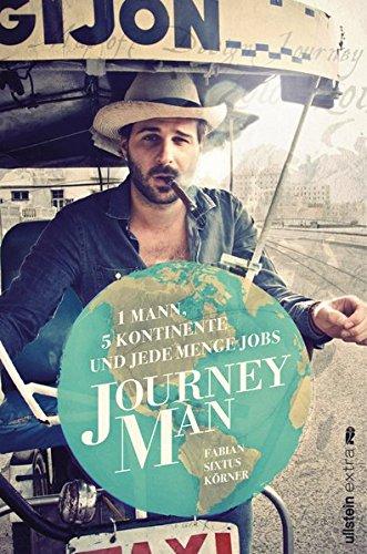 Buchcover: Journeyman: 1 Mann, 5 Kontinente und jede Menge Jobs
