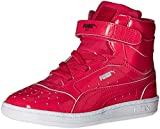 Best Puma Toddler Shoes For Girls - PUMA Girls' Sky II HI Patent Inf Sneaker Review
