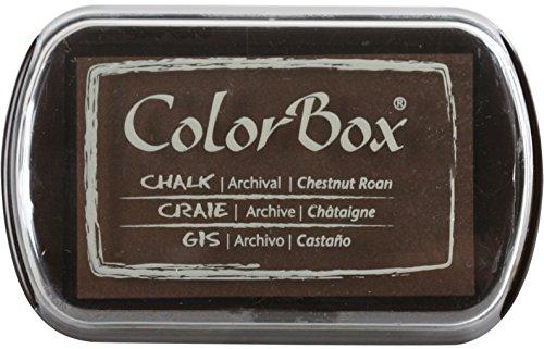 ColorBox Fluid Chalk Ink Pad-Chestnut Roan