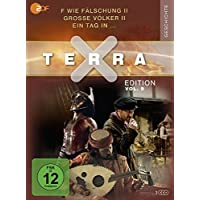Terra X - Edition Vol. 9 F wie Fälschung II / Große Völker II / Ein Tag in …