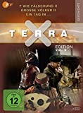 Terra X - Edition Vol. 9 F wie Fälschung II / Große Völker II / Ein Tag in … (3 DVDs)