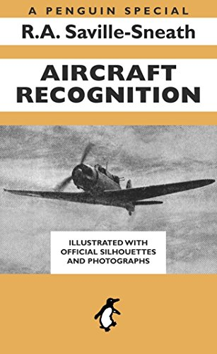 Aircraft Recognition -  A Penguin Special - Illustrated, used for sale  Delivered anywhere in UK