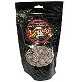 Shamanic Fire - Himbeer Bonbon extrascharf - im Beutel, 2er Pack (2 x 200 g)