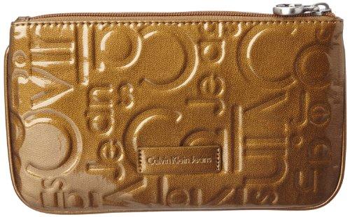 Calvin Klein Jeans Pouch Maggie Metalli, Porte-monnaie
