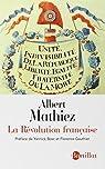 La Révolution française par Mathiez