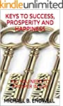 BOOKS:KEYS TO SUCCESS, PROSPERITY AND...