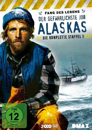 Fang des Lebens - Der gefährlichste Job Alaskas: Staffel 1 (3 DVDs)