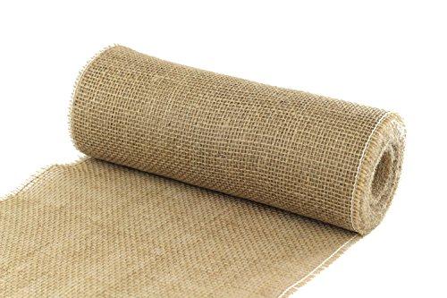 Tischläufer/Tischband, Natur, 30 cm breit, 10 m Rolle ()