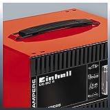 Einhell Batterie Ladegerät CC-BC 5 (für Batterien von 16 bis 80 Ah, 12 V Ladespannung, eingebautes Amperemeter, Tragegriff) für Einhell Batterie Ladegerät CC-BC 5 (für Batterien von 16 bis 80 Ah, 12 V Ladespannung, eingebautes Amperemeter, Tragegriff)