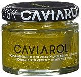 Caviaroli Encapsulado de Aceite de Oliva Virgen Extra y Aroma de Trufa Blanca - 50 gr