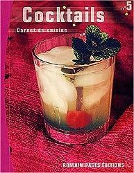 Carnet de cuisine : Cocktails