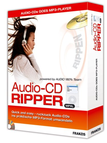 Audio CD-Ripper MPXL