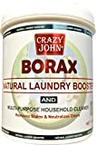 #9: Crazy John 100% Pure With Whitening And Cleaning Borax Powder 1 Kg Pack