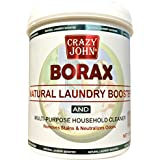 [Sponsored]Crazy John 100% Pure With Whitening And Cleaning Borax Powder 1 Kg Pack