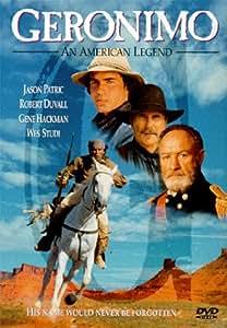 Geronimo [DVD] [1994] [Region 1] [US Import] [NTSC]