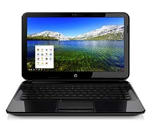 HP Pavilion Chromebook 14 Chrome OS noir