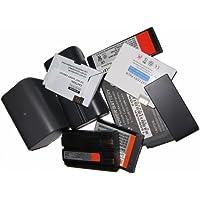 Batterie pour Panasonic Lumix DMC-FZ8, LiIon, Li-Ion, Lithium Ion, haute performance, Accumulateur, Battery, Caméscope, Vidéo, Digital Camera